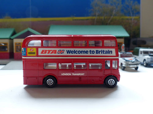 469 AEC London Routemaster Bus with original box