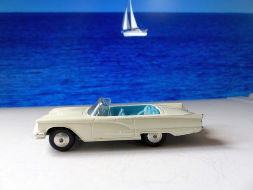 215 Ford Thunderbird Open Sports with original box 'no 1959' edition