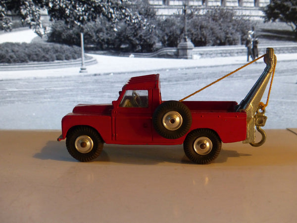 477 Land Rover Breakdown Truck (early edition)