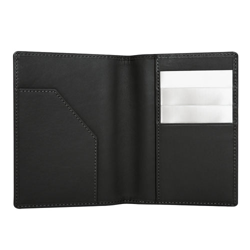 Passport Wallet, Black