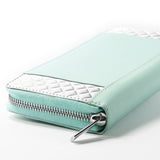 Zipper Wallet, Jade