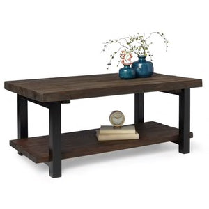 Outstanding The Emory Barn Reclaimed Wood 42 Inch Coffee Table Machost Co Dining Chair Design Ideas Machostcouk