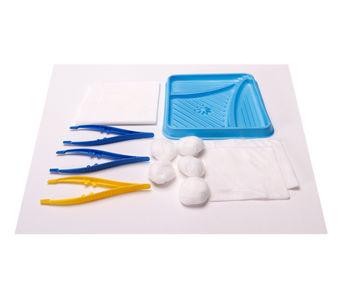 MULTIGATE DRESSING PACK STERILE x 5