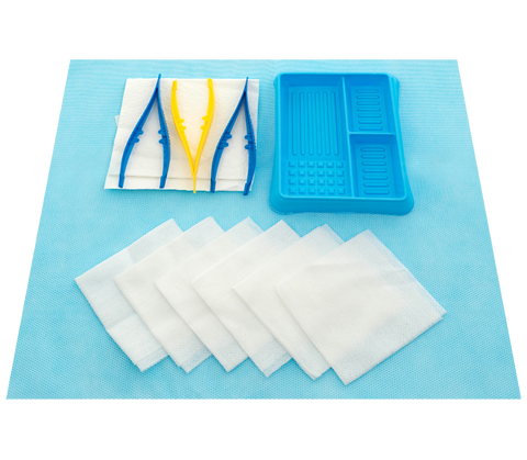MULTIGATE DRESSING PACK A&E BASIC PACK WOUND CARE X 1