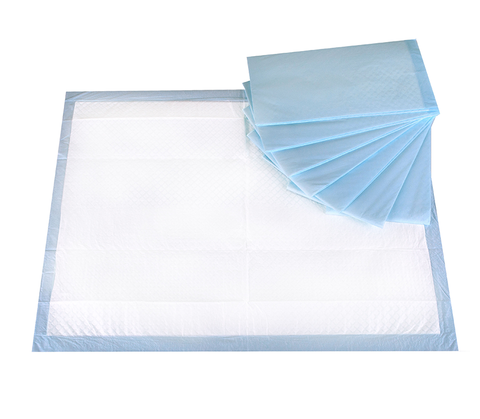 Underpad Bluey Sheet Special 5Ply Polybacked for maximum Protection PACK 50