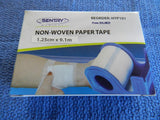 TAPE MICROPOROUS BREATHABLE PAPER SURGICAL HYPOALLERGENIC 1.25CM X 9.1M WITH DISPENSER