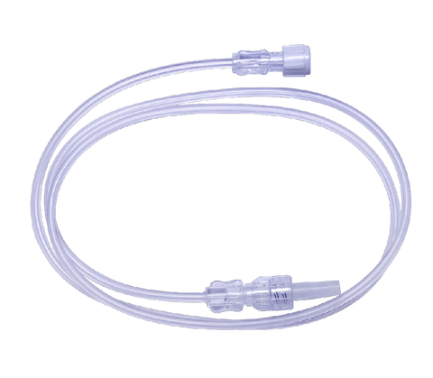 EXTENSION SET INTRAVENOUS MICROBORE 75CM MLL FLL X 1