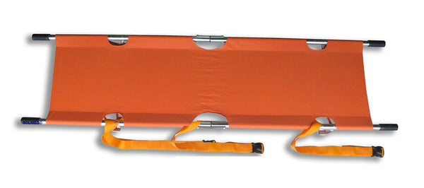 BASIC EMERGENCY POLE STRETCHER FOLDABLE 160KG PATIENT WEIGHT X 1