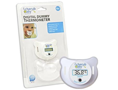 CHERUB BABY DUMMY DIGITAL THERMOMETER