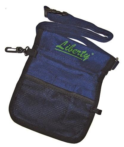 NURSES POUCH NAVY WITH STRAP