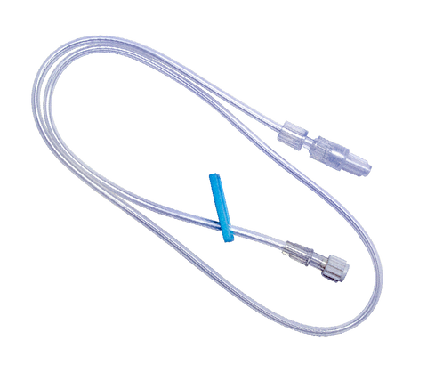 EXTENSION SET INTRAVENOUS 75CM Male Luer Lock & Female Luer Lock X 1