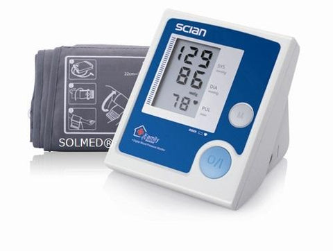 SCIAN BLOOD PRESSURE AUTOMATIC UPPER ARM DIGITAL MONITOR X 1