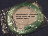 NASAL OXYGEN CANNULA ADULT WITH 210CM TUBING