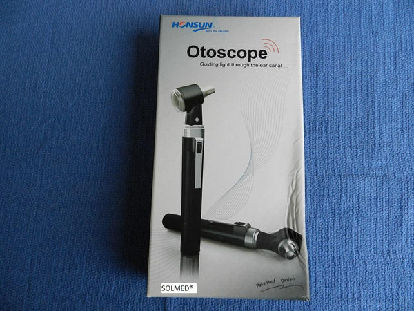 OTOSCOPE CLINICAL SERIES DIRECT ILLUMINATION WITH XENON HALOGEN TECHNOLOGY X 1