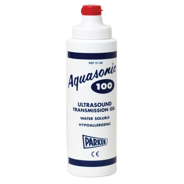 AQUASONIC® 100 ULTRASOUND TRANSMISSION GEL, Ultrasound Gel, Premium Ultrasound Gel, High Quality Ultrasound Gel, Aquasonic, Parker Labs