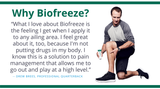 BIOFREEZE 82G ROLL ON