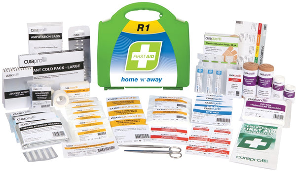 FIRST AID KIT R1 HOME AND AWAY