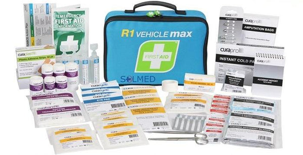 FIRST AID KIT R1 WORK VEHICLE