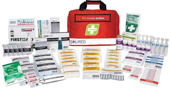 FIRST AID KIT R2 MARINE ACTION