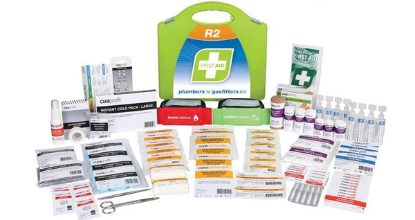 FIRST AID KIT R2 PLUMBERS & GAS FITTERS