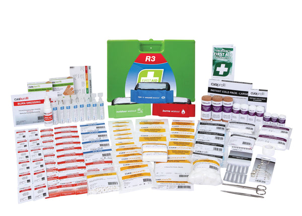 FIRST AID KIT R3 CONSTRUCTA MAX