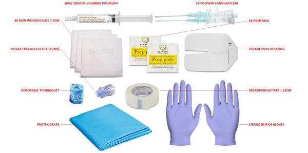 IV ACCESS KIT