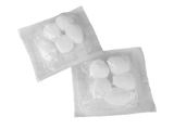 STERILE SUPER ABSORBENT BALLS NON WOVEN FIRST AID COTTON BALLS PKT 5 X 50