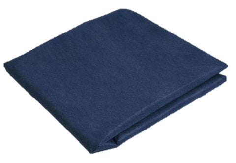 STRETCHER SHEETS NAVY BLUE DISPOSABLE x 10