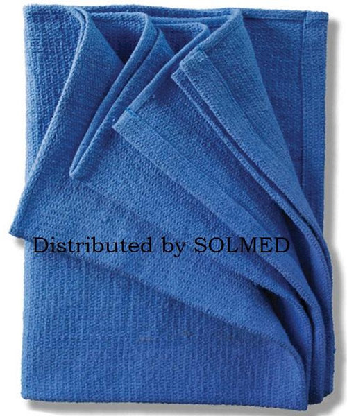 MEDICAL SURGICAL GENERAL WASHABLE HUCK TOWELS X 10