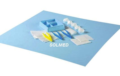 MULTIGATE STANDARD WOUND DRESSING PACK STERILE x 1