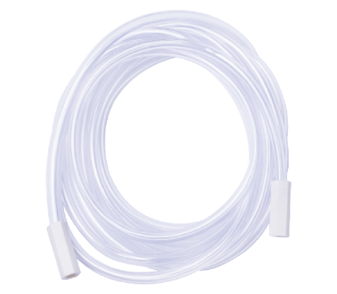 SUCTION TUBING NON-STERILE 4.5M SOFT FLEXIBLE TUBE X 1