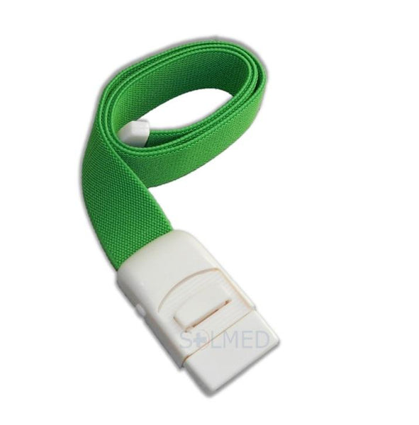 TOURNIQUET REUSABLE QUICK RELEASE SOFT GREEN X 1