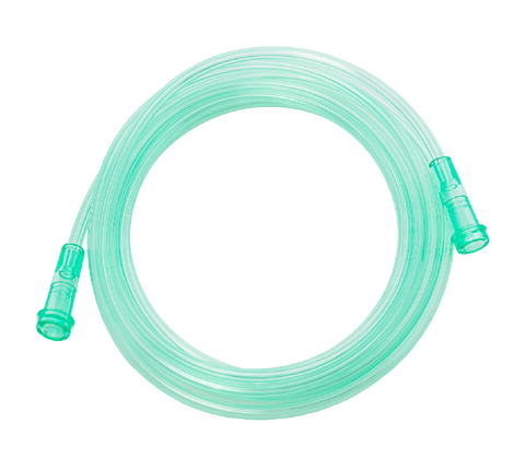 OXYGEN TUBING WITH NON KINK STAR LUMEN 300CM LENGHTH