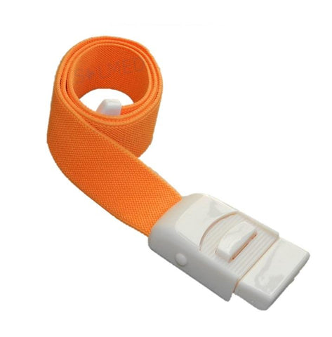 TOURNIQUET REUSABLE QUICK RELEASE ORANGE X 1