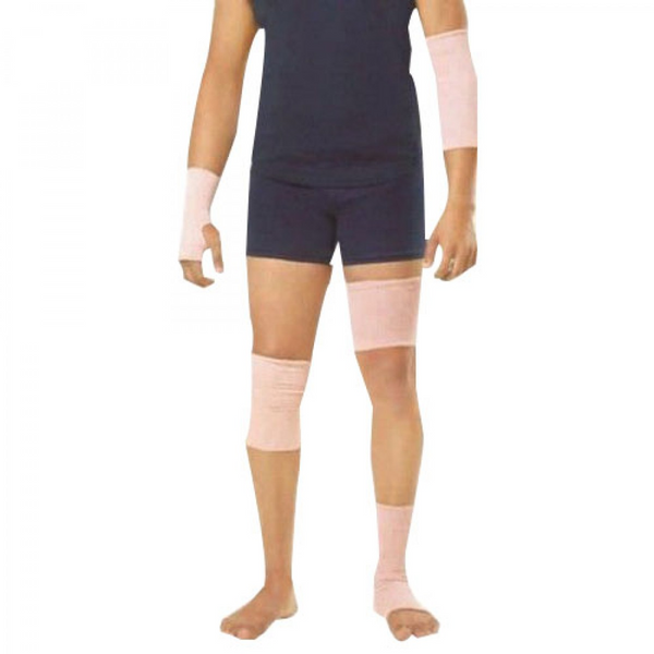 TUBULAR SUPPORT COMPRESSION BANDAGE SIZE (E) MEDIUM WASHABLE 8.5CM X 1M