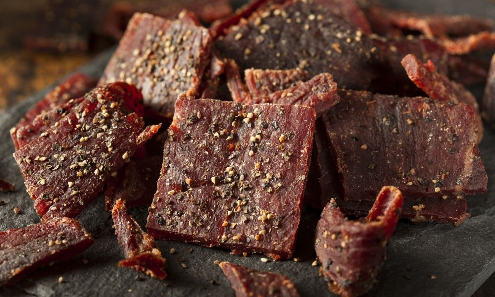 The Benefits of Eating Beef Jerky