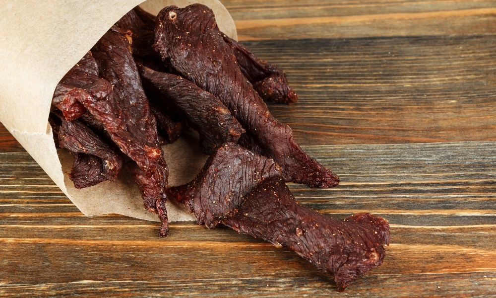 What Is the Packet Inside Beef Jerky?