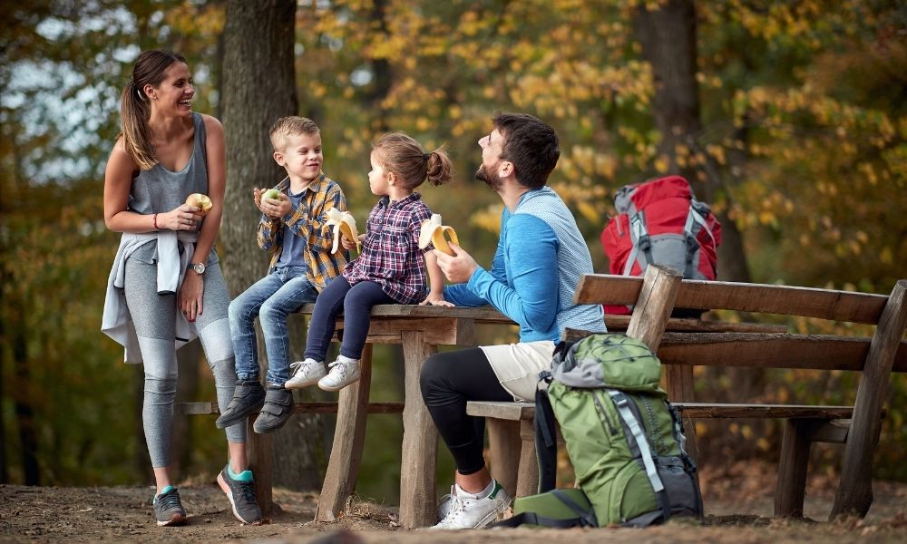 Snacking on-the-Go: The Perfect Companion for Outdoor Activities