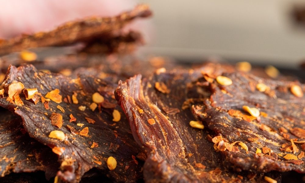 How Does Flavored Jerky Get Its Flavor?