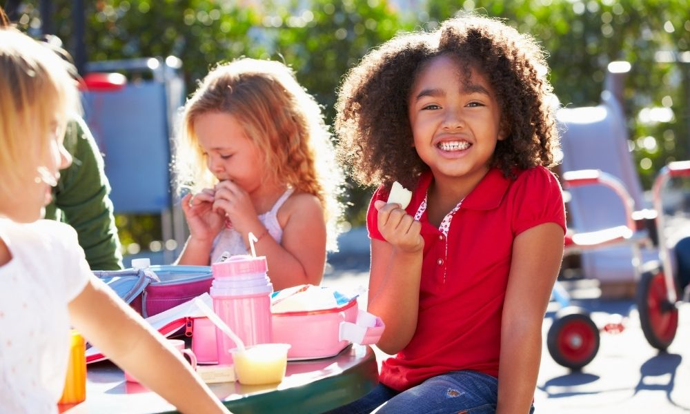Kid-Friendly Snacks for Your Littles