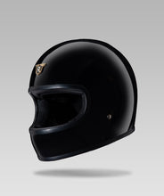 Load image into Gallery viewer, BOLT HELMET (Black) FREE GLOIN BAG