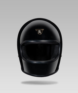 BOLT HELMET (Black) FREE GLOIN BAG