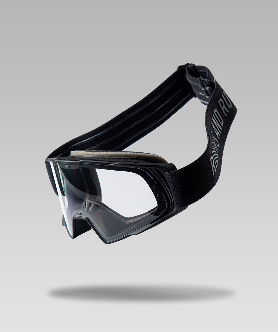 RR Signature Goggles (Clear)