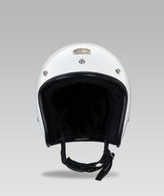Load image into Gallery viewer, OPEN FACE HELMET (White)