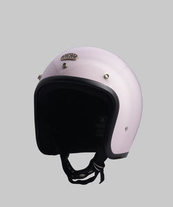 OPEN FACE HELMET (Pink)