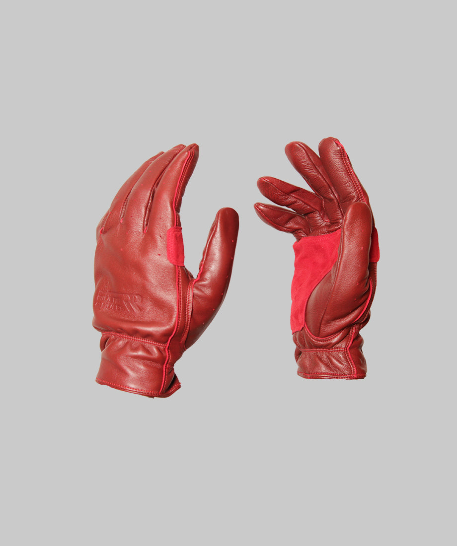 CLASSIC GLOVES (Red)