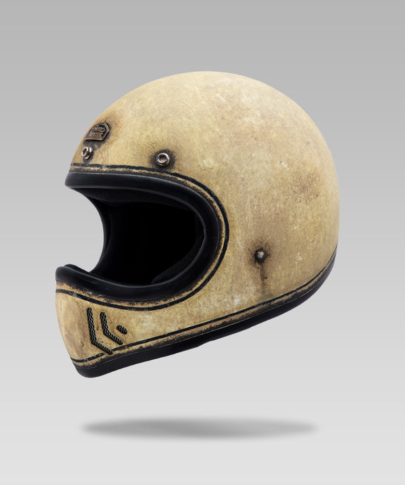 The Roaring Frontier Commando Helmet