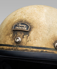 Load image into Gallery viewer, The Roaring Frontier Open Face Helmet