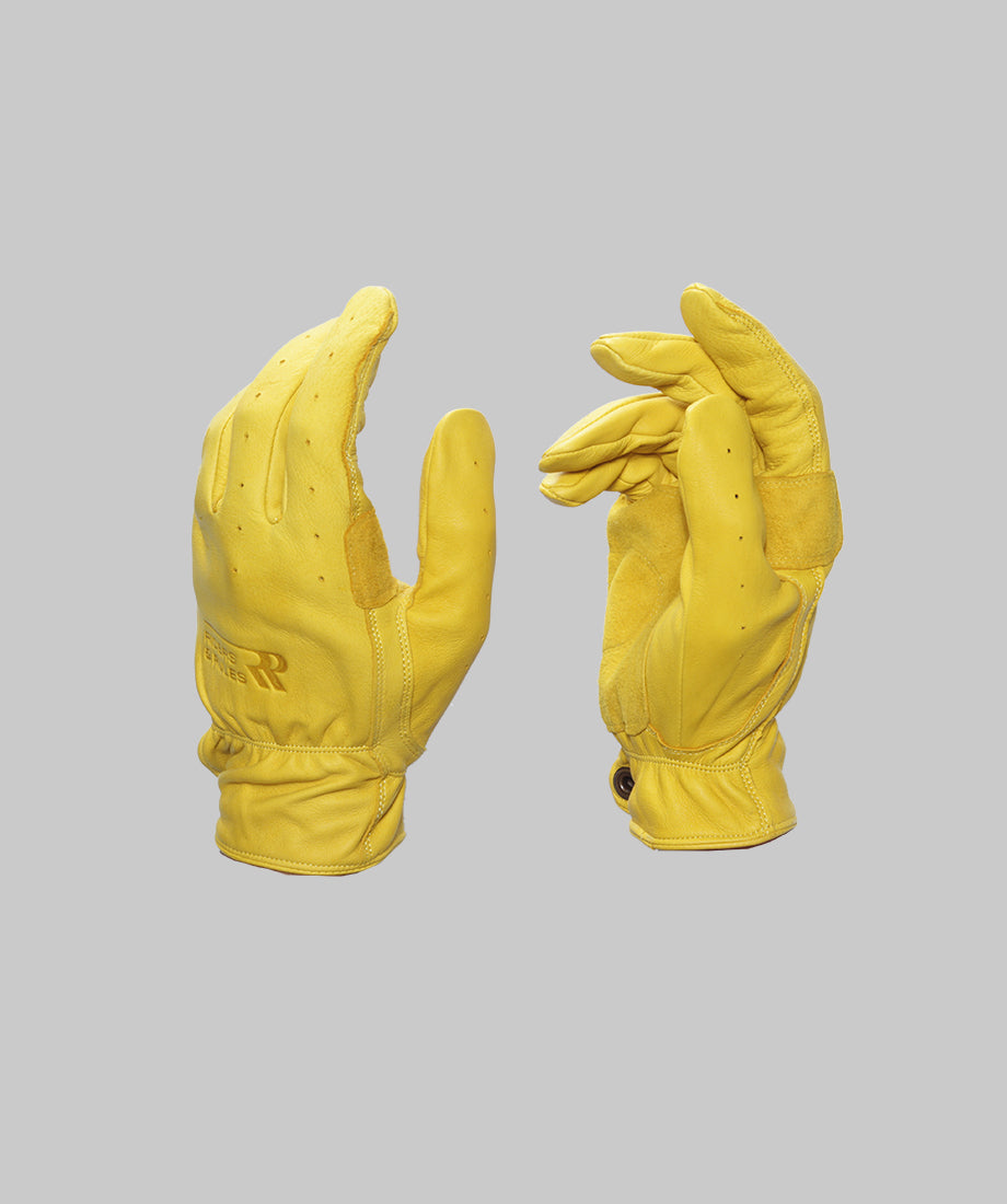 CLASSIC GLOVES (Yellow)