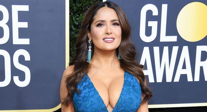 Here's Salma Hayek's Secret to Earning Millions In Hollywood